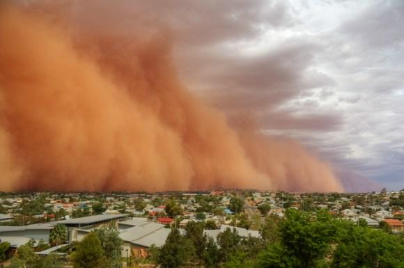 Tempestade de areia 7