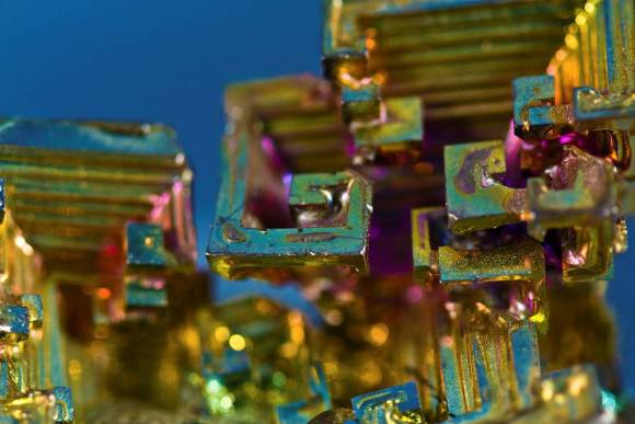 cristal de bismuto 3