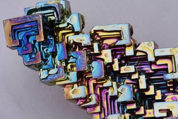 cristal de bismuto 8
