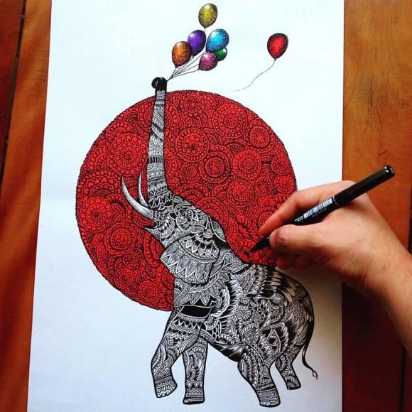 Ilustrações de artista brasileiro 6