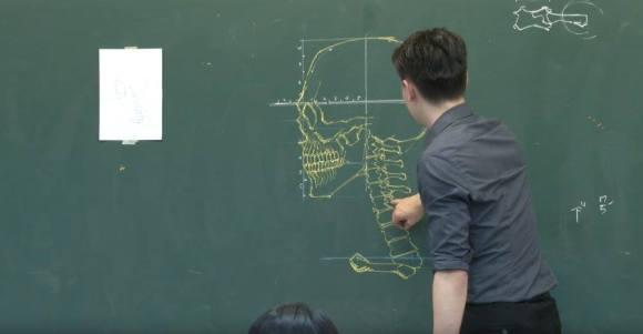 Desenhos de anatomia 2