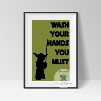 Free Star Wars Bathroom Printables! - Some of This and That