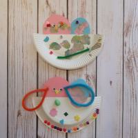 3 Easy Easter Crafts with Paper Plates - Someone's Mum