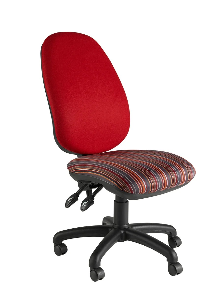 Deluxe Operator Chair Bimp Somercotes Office Furniture Ltd