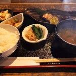 大阪福島区の隠れ家的な一軒家「和酒吟蔵」で銀鱈の西京焼ランチ!