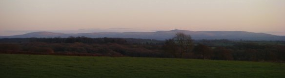 Dartmoor from Cuppers Piece