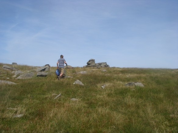 Nearly There - Fur Tor