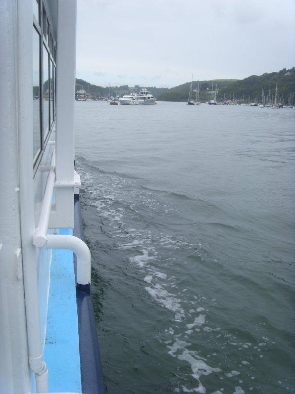 Dartmouth Ferry Crossing