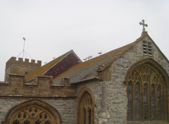 Lyme Regis Church