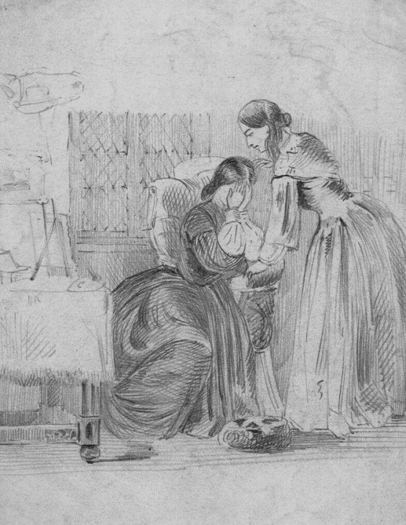 At home with the Brontes feeling their pain.