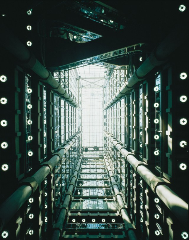 Lloyds Building (via via Rogers Stirk Harbour + Partners)