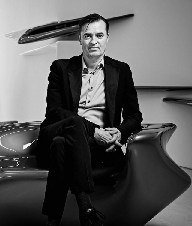 Patrik Schumacher (via Matthew Joseph)