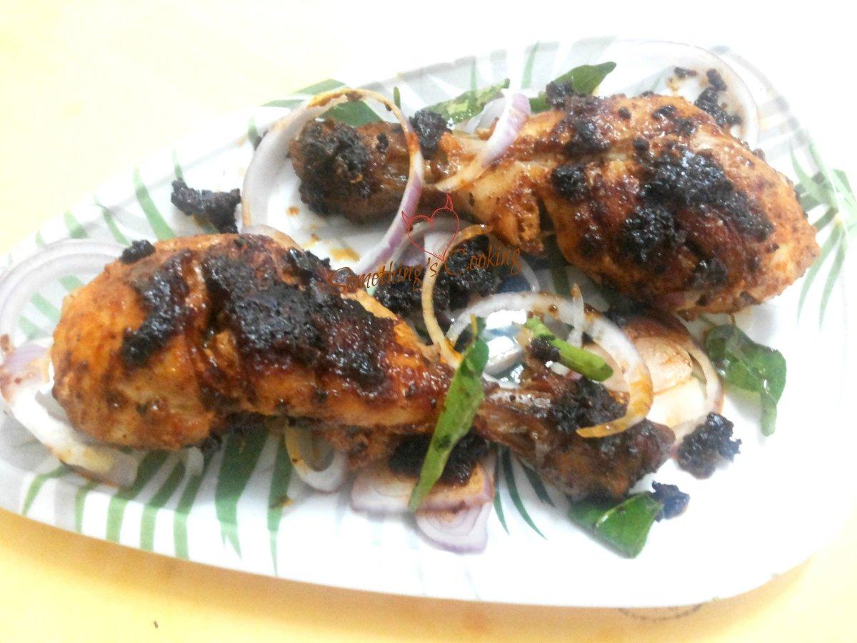 Saucy Chicken Drumsticks