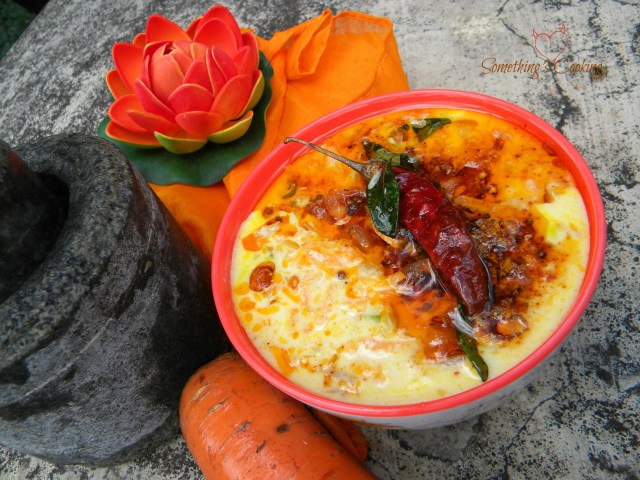 Carrot Pachadi1