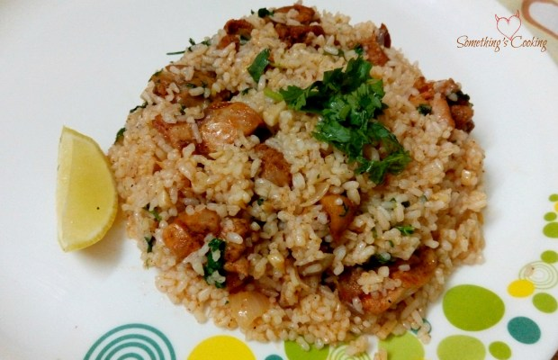 Cilantro Lime Chicken and Rice1