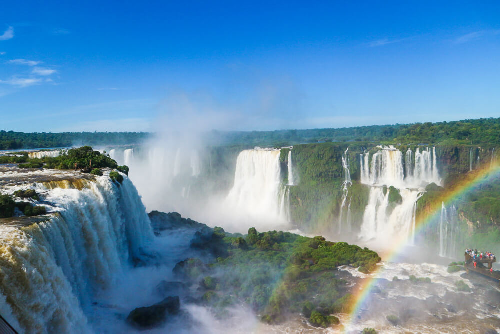 Panoramic Wallpaper Fall A Guide To Visiting Iguazu Falls Brazil Something Of