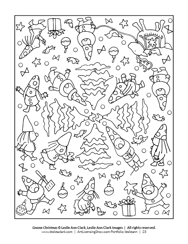 92 Pages of Free Holiday Coloring! » Something to Cherish