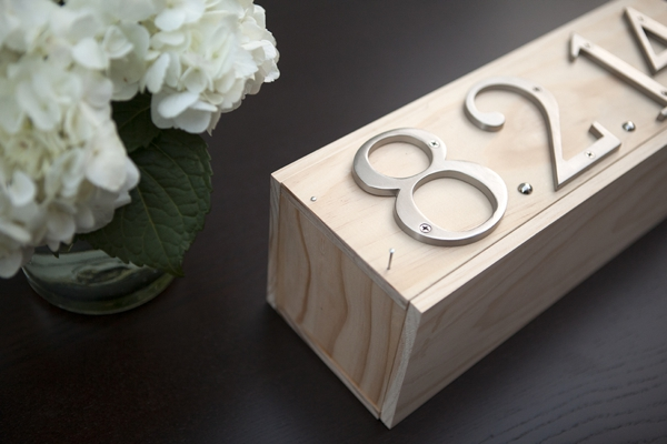 Make Your Own Wedding Ceremony Wine Box