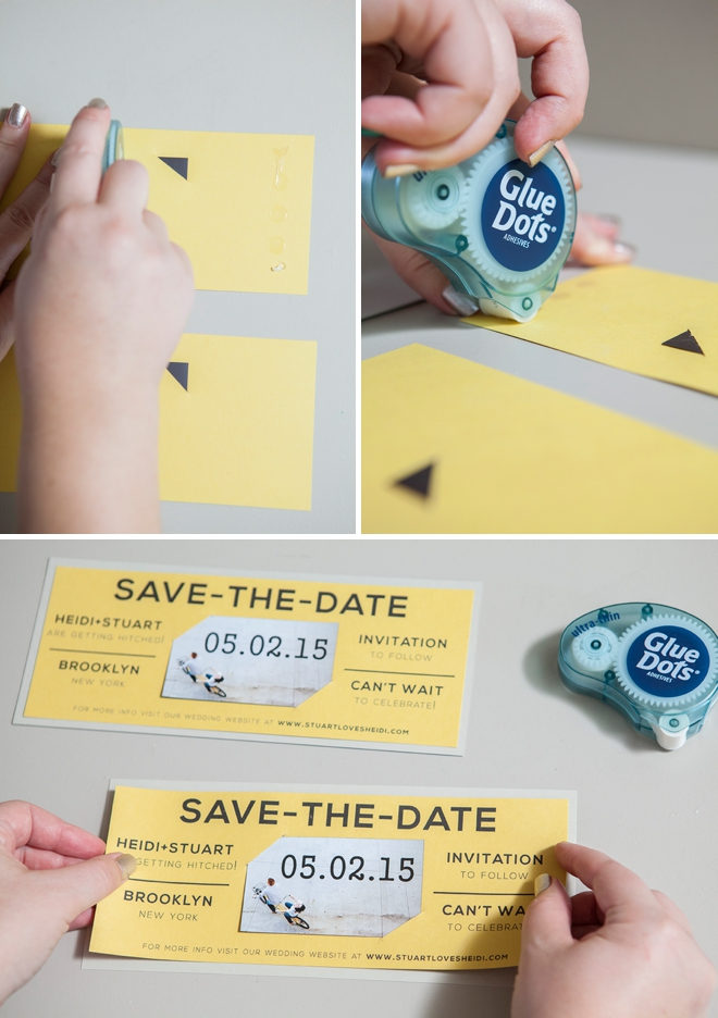print paper design your own save the date cards white background