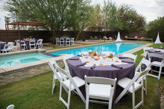 Casa Verona wedding in Palm Springs...
