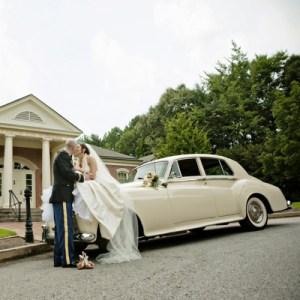 """Southern """"peach"""" themed DIY wedding"""
