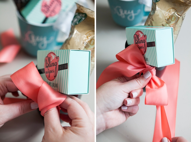 DIY Sharpie Paint Pen Mug - Engagement Gift idea!