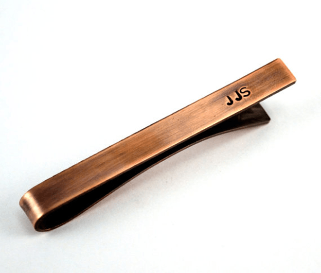 Groom Tie Bar