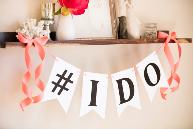 FREE Printable Alphabet and Number Banner! Adorable!