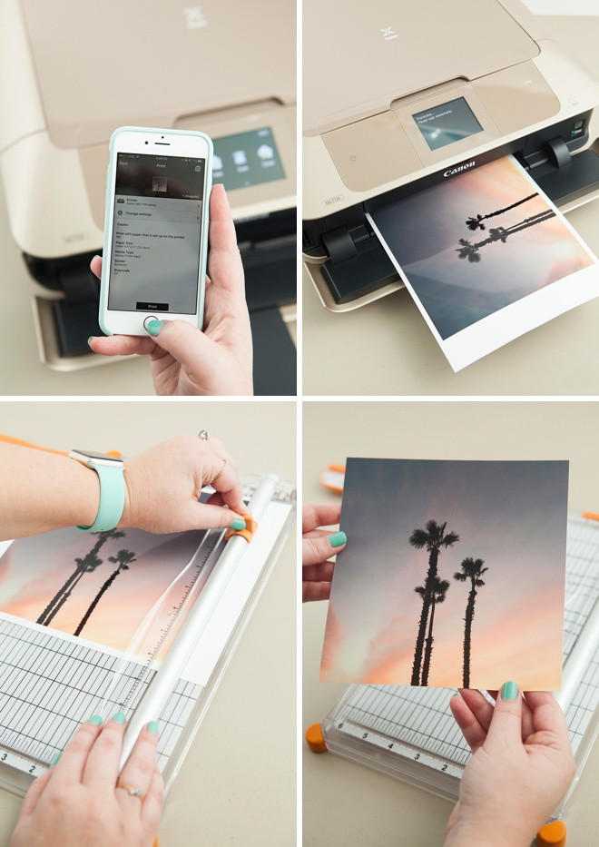 Mobile printing made easy with the Canon MG7720