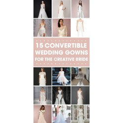 Small Crop Of Convertible Wedding Dress