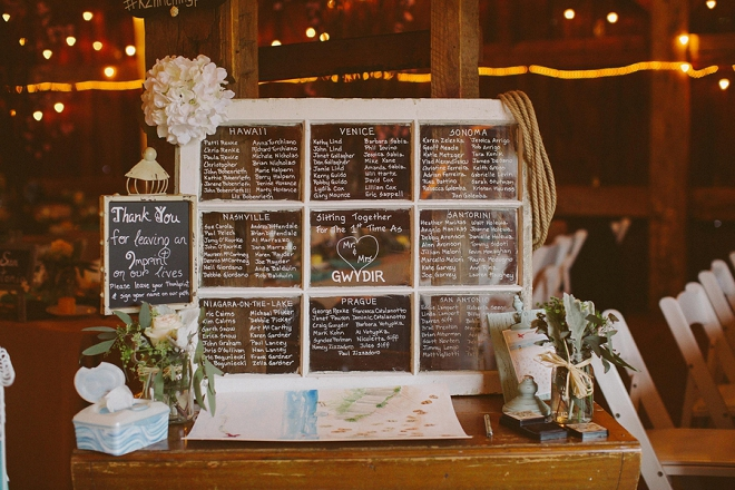 Check Out This Awesome Handmade Barn Wedding In NYC!