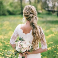 The BEST Wedding Hair Tips For Wearing A Side Ponytail!