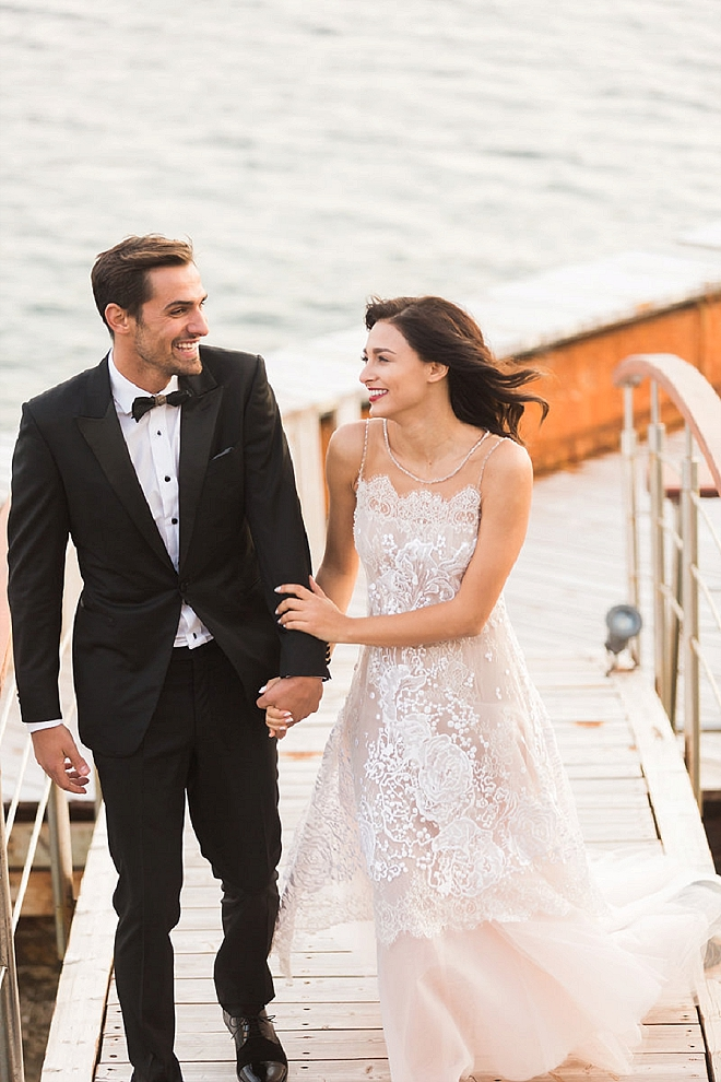 We're swooning over this STUNNING Greek styled shoot!