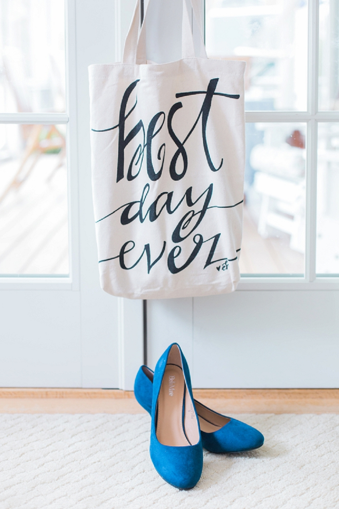 OMG - we're in LOVE with this darling Best Day Ever photo!