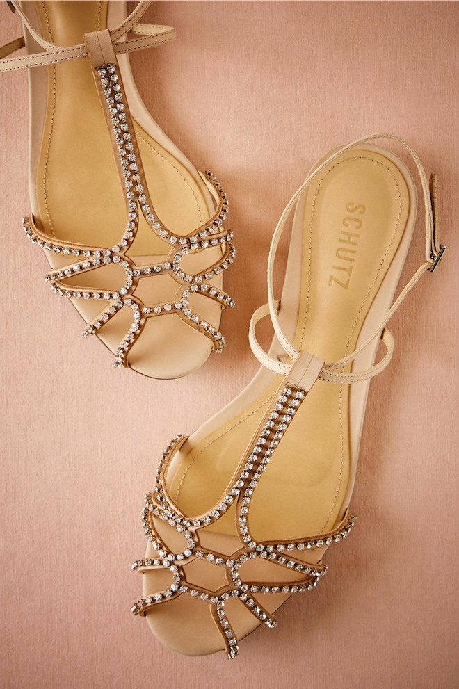 I would wear these BHLDN Sandals again after I get married.  So cute and perfect for summer!