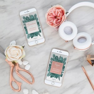 FREE wedding planning wallpapers for your smart phone!