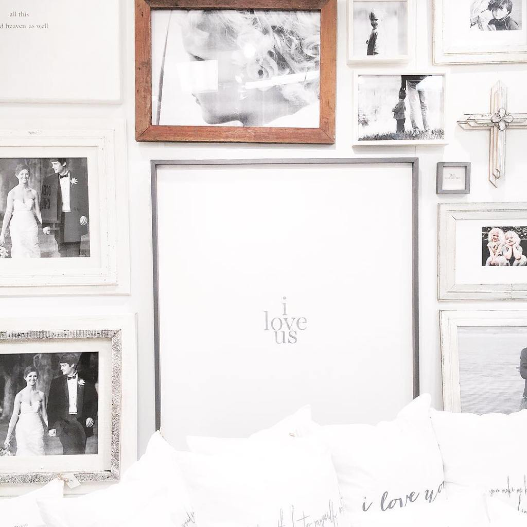 Gallery wall goals Feeling majorly inspired after a fabulous weekendhellip