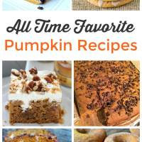 All Time Favorite Pumpkin Spice Recipes + KitchenAid Mixer Giveaway!