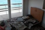Varosha Cyprus abandoned room