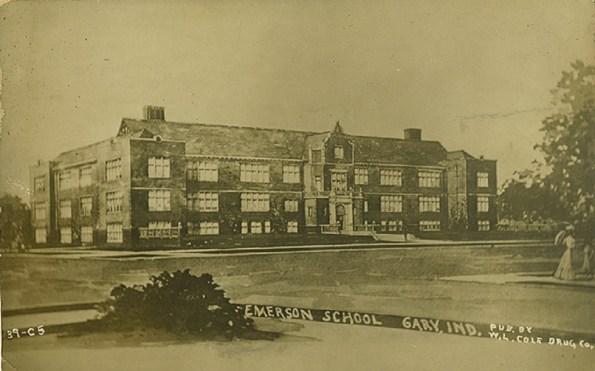 Ralph Waldo Emerson School, 1909