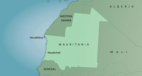 Nouadhibou_map