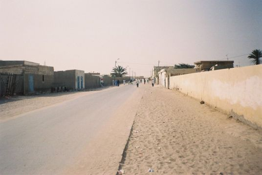 Nouadhibou_street