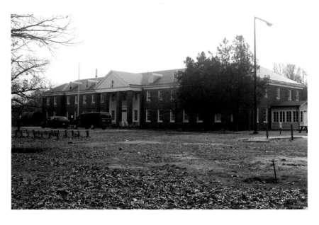 Jones Hall, Forest Haven