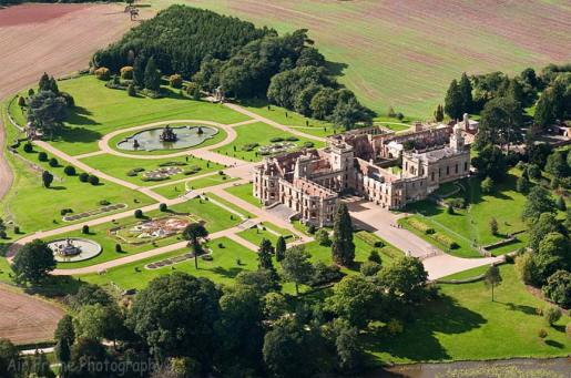 Witley_Court_Aerial_Dyer