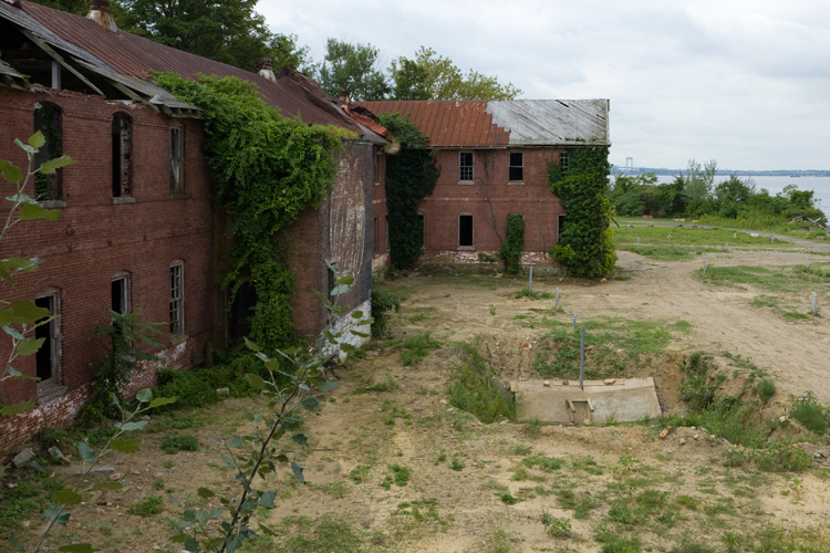 Buried from the public: Hart Island, New York
