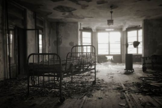 Seaview Hospital bed