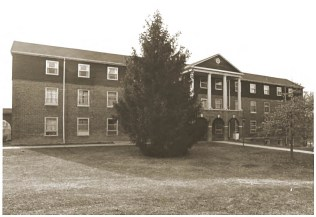 Morristown College Crary Hall 1983