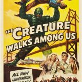 Raz's Midnight Macabre Horror Review: The Creature Walks Among Us