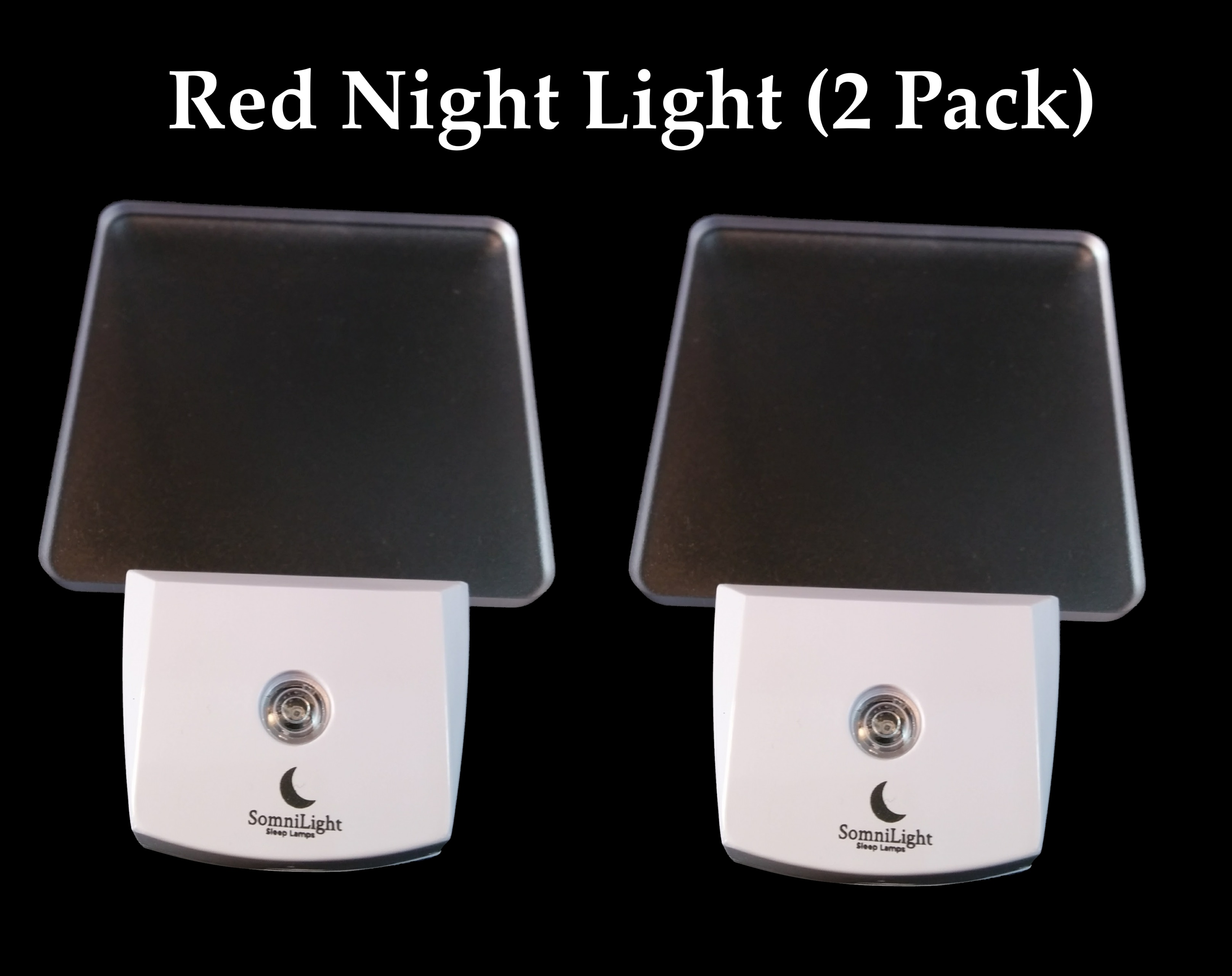 Red Night Light For Nursery Red Led Night Light 2 Pack