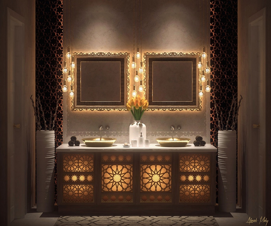 Moroccan Design Ideas 10 Bathroom Decorating Ideas For Moroccan Style Lovers